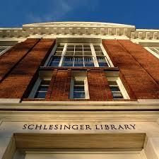 schlesinger-library
